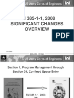 EM-385!1!1 US Army Engrg Corps