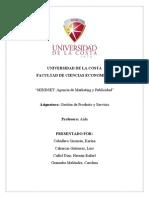 Trabajo Final - Mindset - Agencia de Marketing y Publicidad