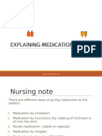 EXPLAINING MEDICATION.pptx
