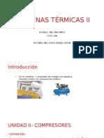MÁQUINAS TÉRMICAS II- COMPRESORES (1)