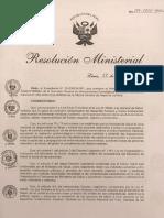 Resolución Ministerial-139-2020-MINSA
