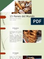 15 Panes del Mundo.pptx
