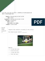 Task 3 - Online English Test1