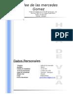 HOJA DE VIDA AIDEE GOMEZ