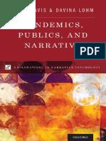 - Pandemics, Publics, And Narrative-Oxford University Press (2020)
