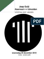 vv IJmuiden Jaap Guijt Toernooi (zaal)