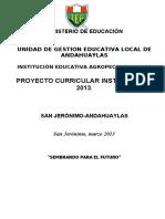 Formacion Ciudadana y Civica 2º e 2013.