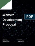Sanginfotech website proposal for Chandel india (1)