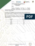Ejercicio propuesto de Filtración a Presión Constante