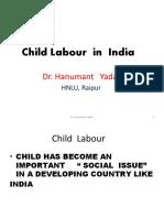 Child Labour  in  India.pptx