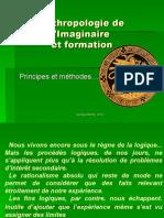 Imaginaire Et Formation Rabat 2010