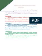 STRUCTURI TEHNICO-TACTICE EVALUARE HANDBAL