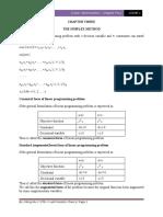 CHAPTER THREE OF Simplex Method.docx