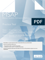 msap-ireland-practice-test-combined