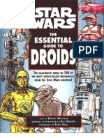 Del Rey - Star Wars - The Essential Guide to Droids (1999)