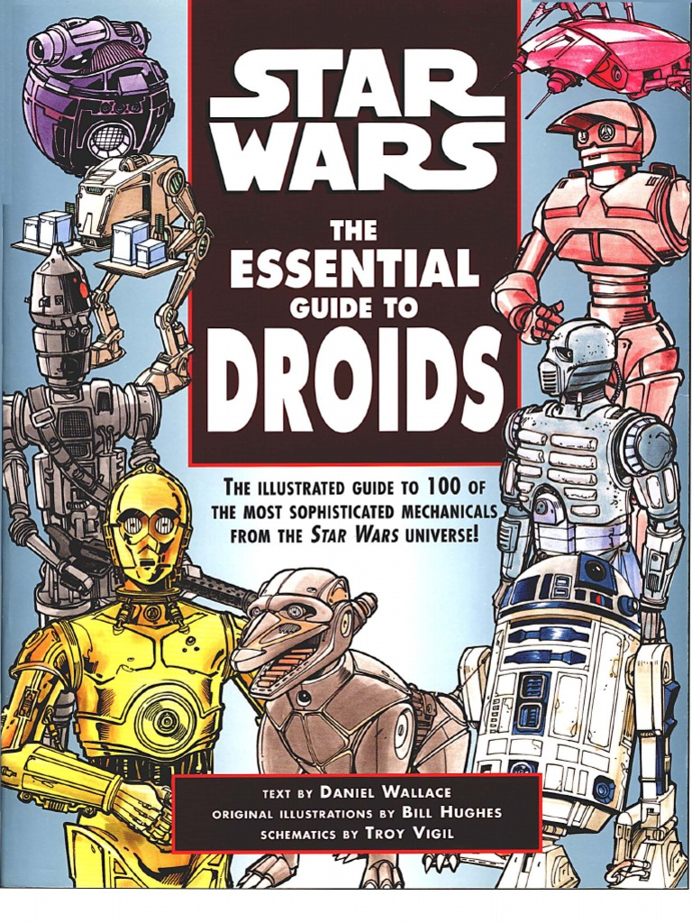 Del Rey Star Wars The Essential Guide To Droids 1999 Iron Man Repulsor Fx Circuit V24 Light Sound Effects For Your