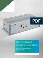 EMDG-B10011-00-7600 SWT_3000_Teleprotection_technical data-EN