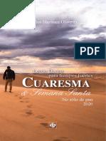 Lectio Divina Cuaresma y Semana Santa 2020