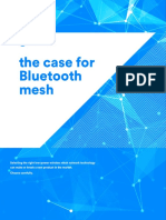 The Case for Bluetooth Mesh