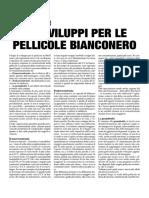 [eBook - Fotografia - ITA - PDF] Gli sviluppi per le pellicole bianconero