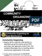 3. Community Organizing 2