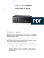 HP Storage Work Ultrium 1760 SCSI