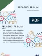 PEDAGOGI PRIBUMI K5
