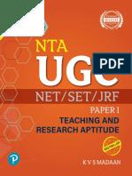 NTA UGC NET_SET_JRF - Paper 1_ - Madaan KVS.pdf