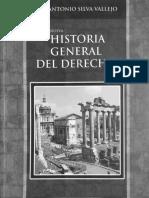 Nueva historia general del derecho (Jose A. Silva V.)