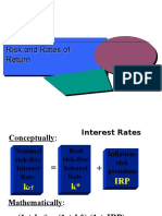 risk and return_Investment.ppt