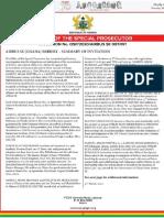 Airbus Se Ghana Bribery Summary of Investigations