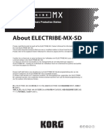 KORG EMX1_AboutSD_EFGJ1