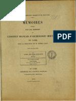 MIFAO 19.1 Gauthier, Henri - 3 Le livre des rois d'Égypte De la XIXe à la XXIVe dynastie (1913) LR.pdf