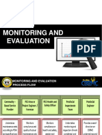 8. Monitoring and Evaluation2