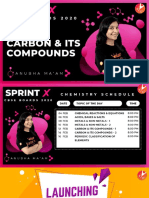 Sprint+X+Carbon+and+its+compounds-1