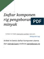 Daftar komponen rig pengeboran minyak - Wikipedia.pdf