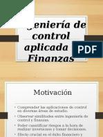 control finanzas