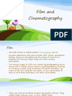 Film and Cinematography