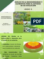 Biodiversidad y Sociodiversidad. Unidad III