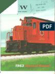 CGW 1963 Annual Report