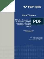 Nota Tecnica - X13