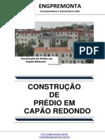Construção de Prédio Em Capão Redondo