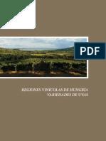 HUNGRIA Regiones Vinicolas y Variedades de Uva