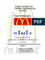 18027361 a Project Report on Management Information System