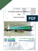 Hvdc Operation Formats