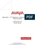 Telephony Implementation Study Guide