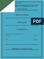 lex loci luc mumbai moot(petioner) (1)