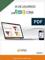 Zoho CRM (Manual de Usuário) em Português.