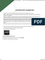 Atendimento presencial suspenso - Ambiental - Instituto Ambiental do Paraná