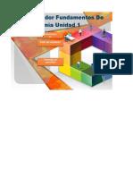 FASE 2 - ACTIVIDAD COLABORATIVA  FUNDAMENTOS DE  ECONOMÍA.